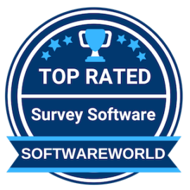 forms.app is TOP RATED on SoftwareWorld - 2