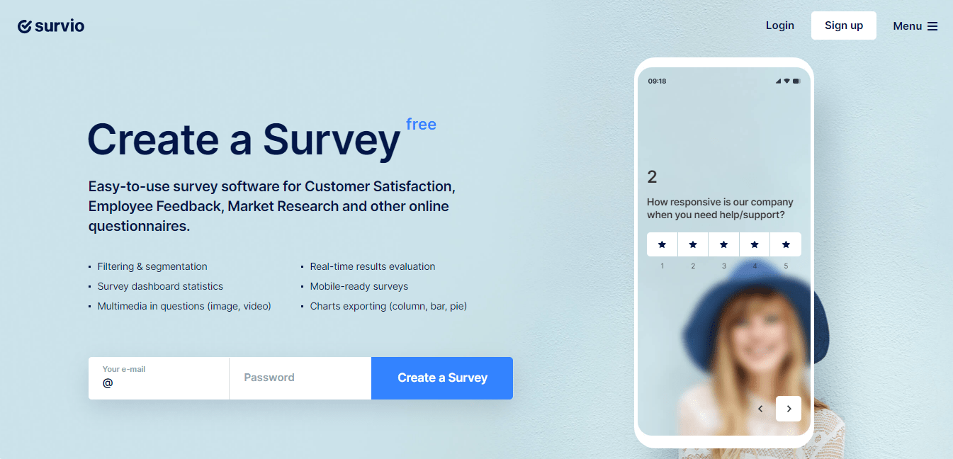 The best 7 online survey software that will ease your work in 2021 - 8