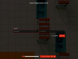Online Event Registration Form Template