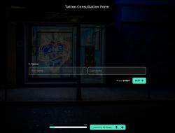 Modèle de Formulaire de Consultation de Tatouage