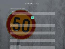 Modèle de Formulaire de Rapport D'incident